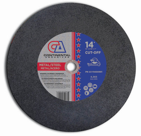 Continental Chop Saw Wheels