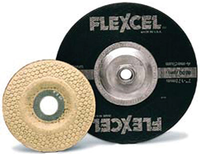 Premium Semi-Flexible Grinding Wheel
