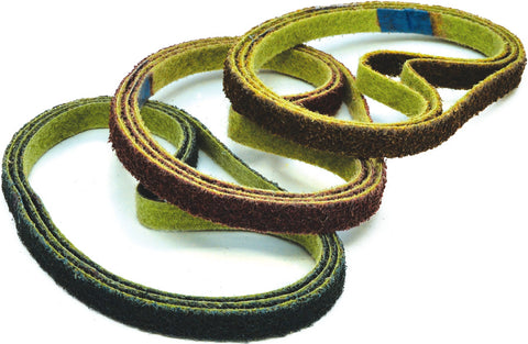Surface Conditioning File Belts