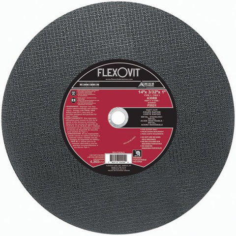 FLEXOVIT Chop Saw Wheels