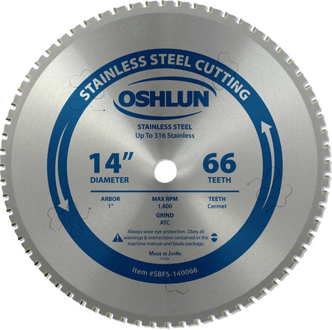 Carbide Tipped Blade for Stainless Steel