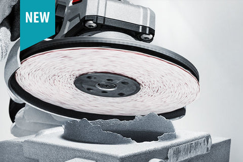 Resin Fiber Discs for Aluminum
