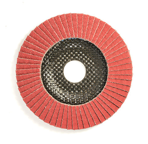 Flap Discs - Ceramic Grain