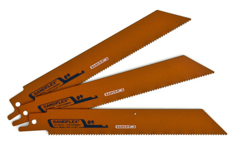 Bi-Metal Reciprocating Saw Blades