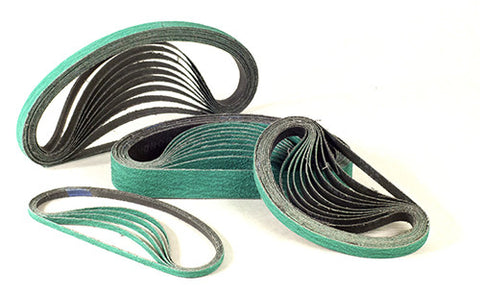 File Sanding Belts - Zirconia