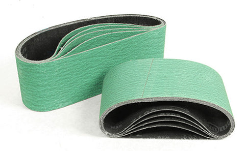 Portable Sanding Belts - Zirconia