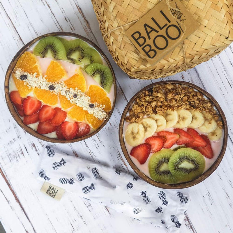 Natural Coconut Bowls