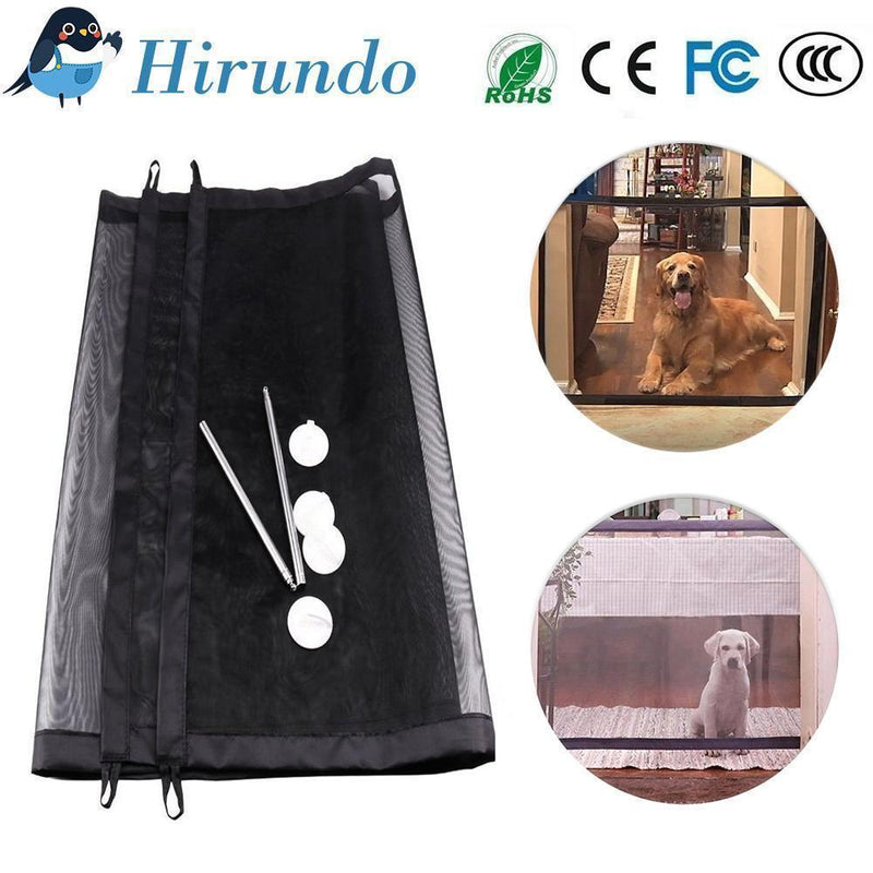 Hirundo® Magic-Gate Portable Safe Guard (For Dog/Cat/Baby)