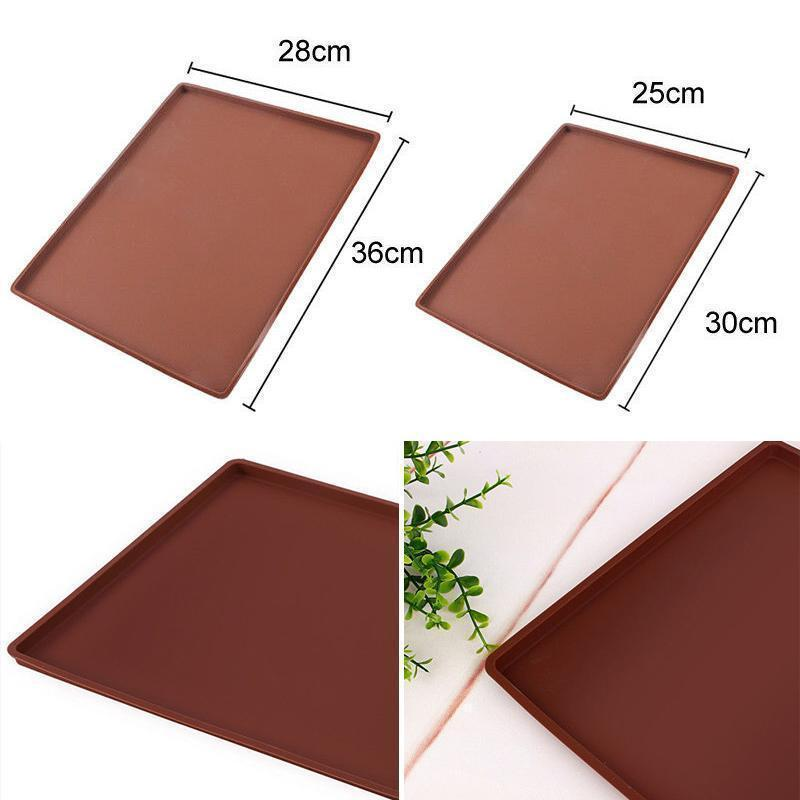 Kitchen Tool - Silicone Cookie Oven Mat
