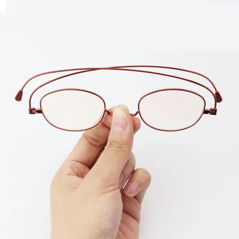 Smart Multi-Focus Reading Glasses