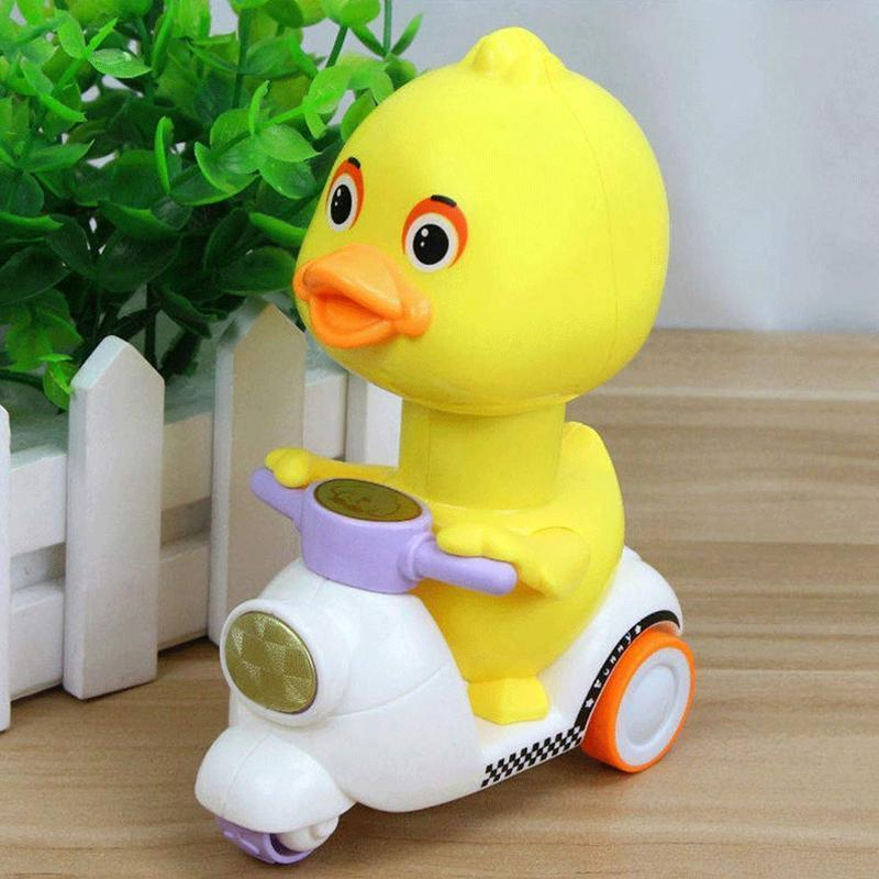 Yellow Duck Children Toys