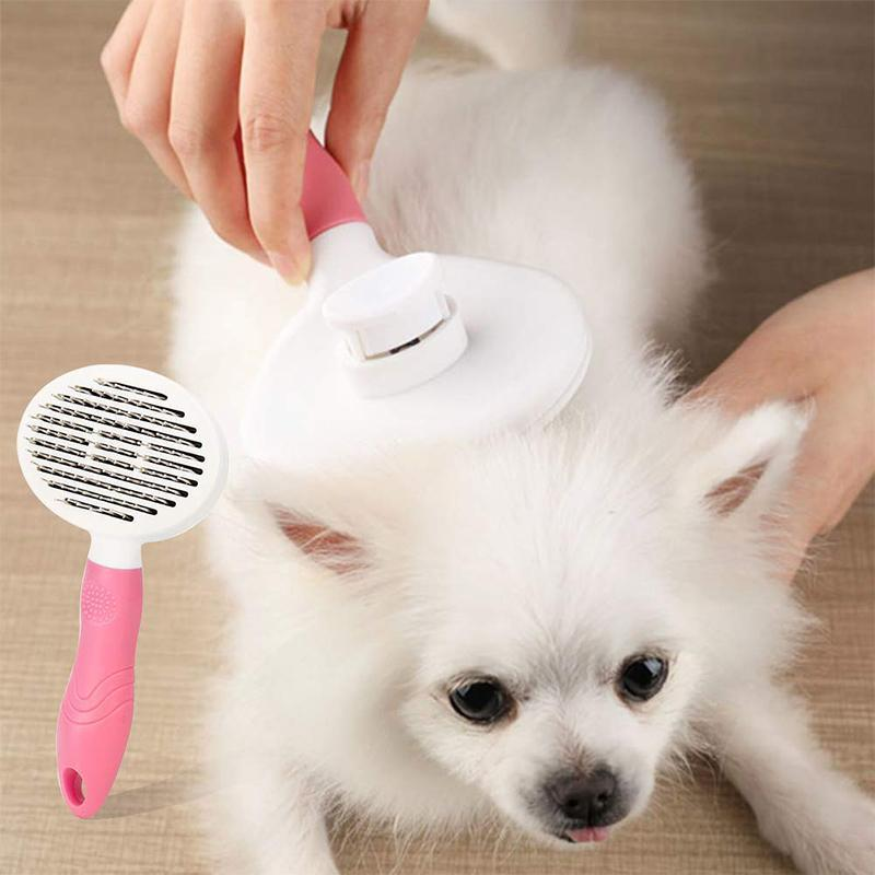 Pet Cleaning Comb