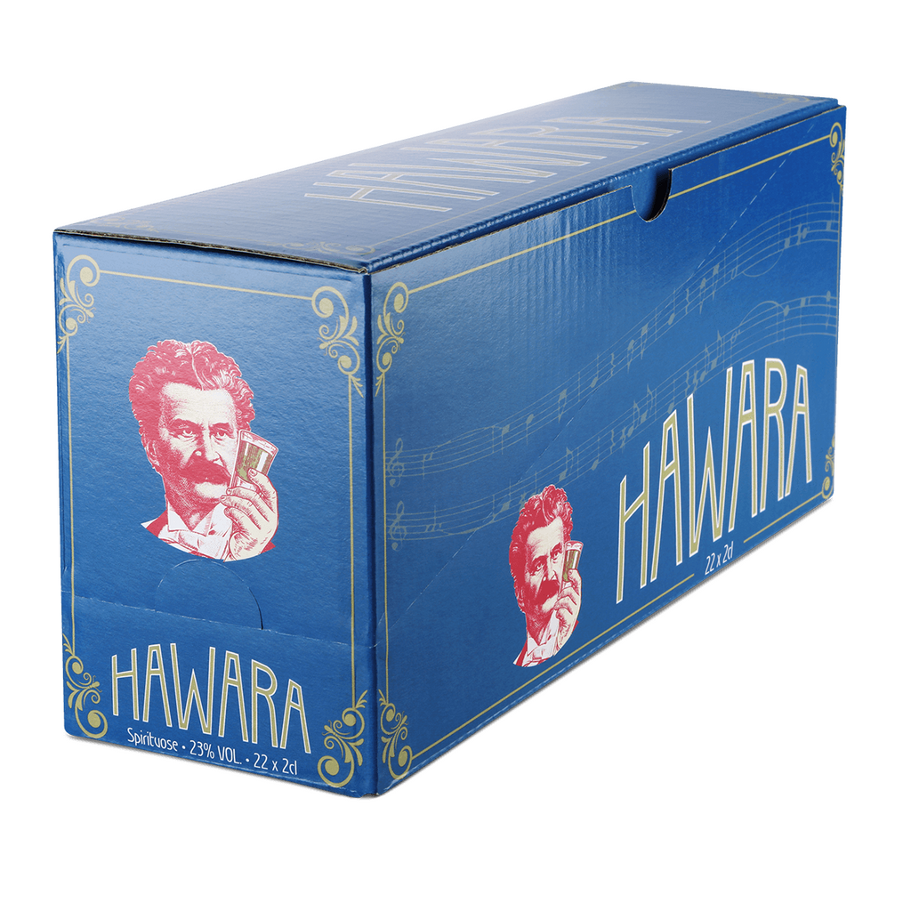 Hawara Box 22 x 0,2L - WARDA DELIVERY - War daheim. Bleib daheim.
