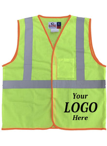 Safety Gear - The Econo-Safety Mesh Vest