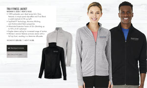 Whittier Women's Tru Fitness Jacket