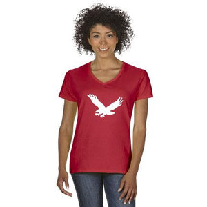 Red Hawk V-Neck