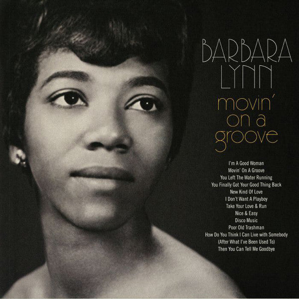 Barbara Lynn - Movin' To A Groove