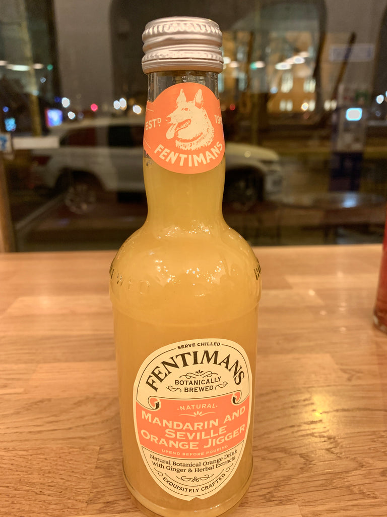 Fentimans Mandarin and Orange