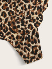 6pack Leopard Scallop Panty Set