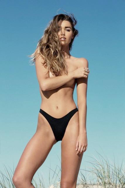 Playa Pant -- White Sands Swimwear by Leah Madden
