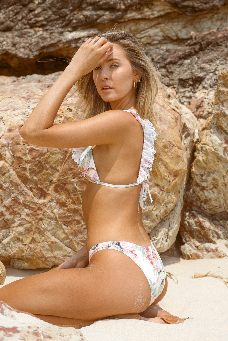 Anais Pant - Holiday -Pant- White Sands Swim by Leah Madden