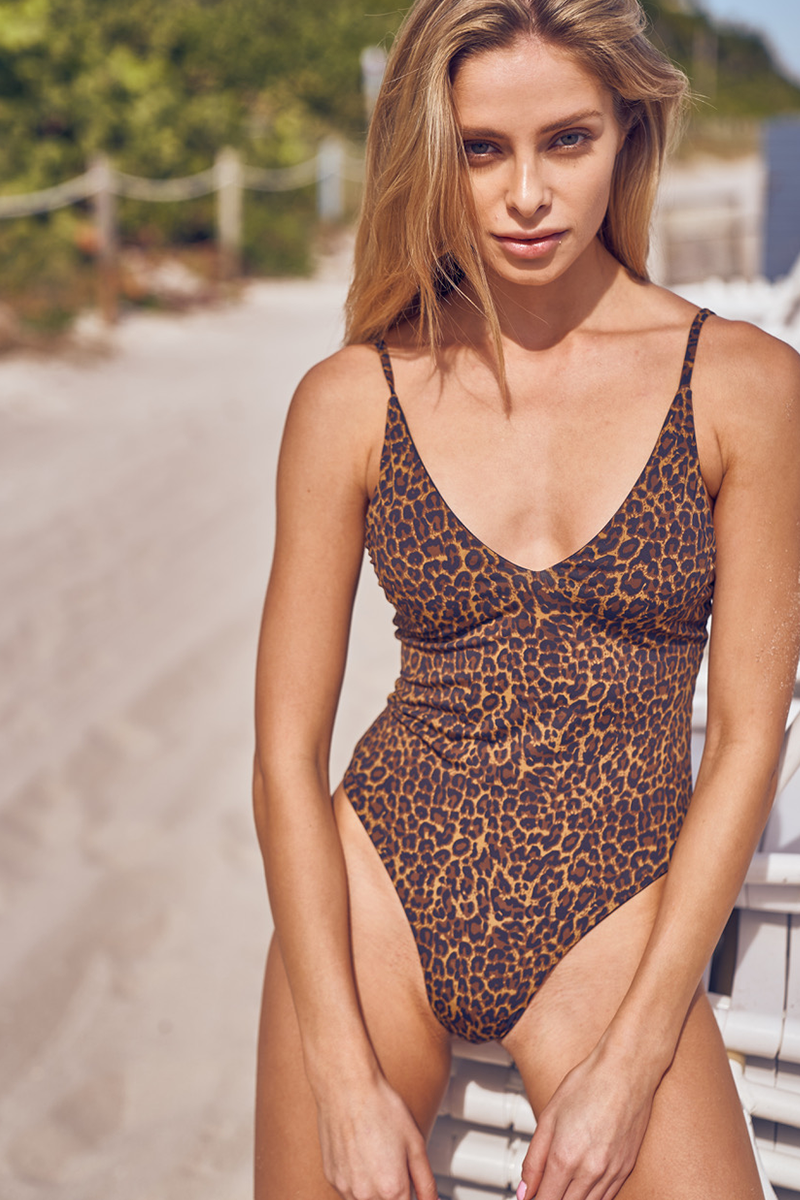 Byron Maillot - Leopard