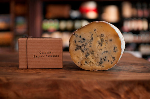 Asher Blue Cheese + Shotwell Candy Co.