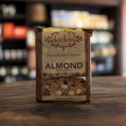 Daelia's Almond with Raisins Biscuits
