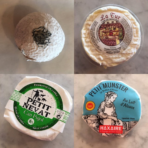 CHEESE OF THE MONTH CLUB - FLORIDA AND THE SOUTH - 4 months offer