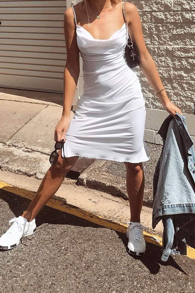 BORN SINNER DRESS