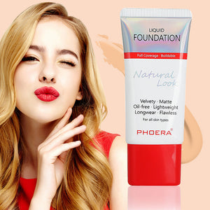 Phoera Full Coverage Foundation 36ml ( Buy 1 Take 1)