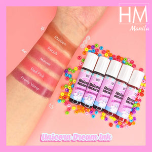 Unicorn Dream Ink Lip Cheek Tint