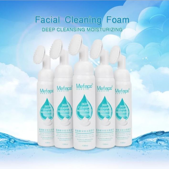 MEFAPO FACIAL BUBBLE CLEANSER 130ml (+FREE SHIPPING)