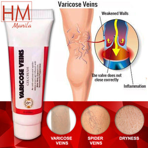 Authentic from Russia Varicose Veins Gel Ointment 10ml (Buy 1 Take 1 + Free Shipping)