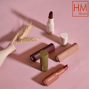 100% Original HOLD LIVE Mousse Velvet Lipstick 5 pieces Set
