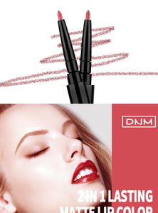 DNM 2 in 1 Lasting Matte Lip Color (Buy 1 Take 1) (25g)