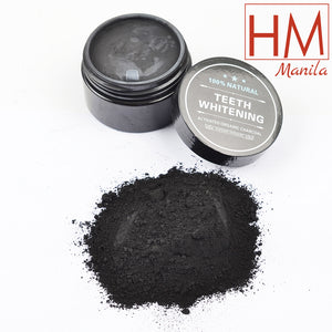 Activated Charcoal Teeth Whitening Powder Natural Coconut 60g