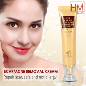 Original TCM SCAR AND ACNE MARK REMOVAL GEL OINTMENT 30g (Buy 1 Take 1 + Free Shipping)