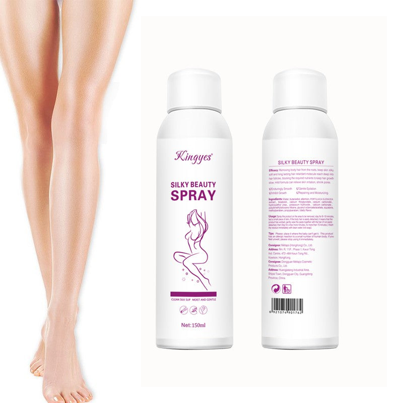 KingYes Silky Beauty Spray Hair Removal 150ml (+Free Shipping)