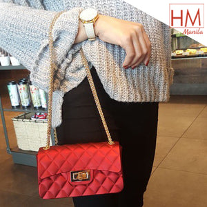 Fashion Quilted Plaid Purse Shoulder Bag (Buy 1 Take 1 + Free Shipping)