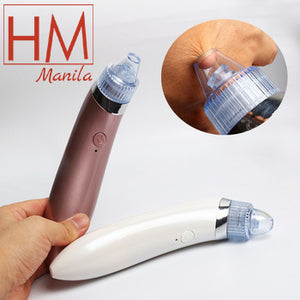 100% Authentic Facial Vacuum Blackhead and Acne Pore Skin Cleaner (Free Shipping)
