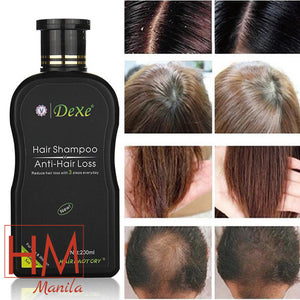 DEXE Anti Hair Loss Shampoo Growth Treatment 200ml (Buy 1 Take 1 + Free Shipping)