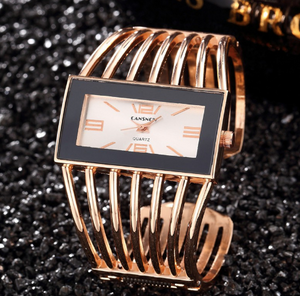 Rose Gold ELEGANT FASHION 18K KOREAN WATCH (Trending item)