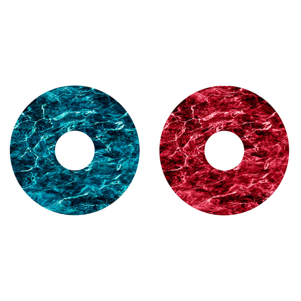AGUA ELEMENTS - SEAWATER AND CRIMSON (2 Pack)
