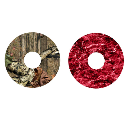BREAK-UP INFINITY AND AGUA ELEMENTS CRIMSON (2 Pack)