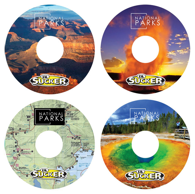 NATIONAL PARKS (4 PACK)