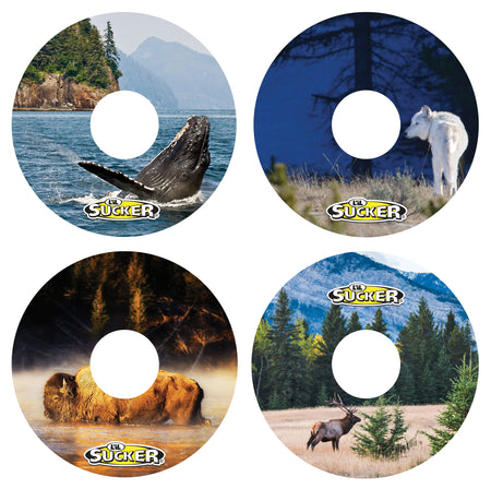 WILDLIFE (4 PACK)