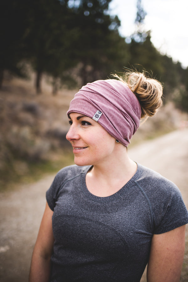 WHOLESALE The Monashee Twist - multi wear beanie ($39 Retail Price)