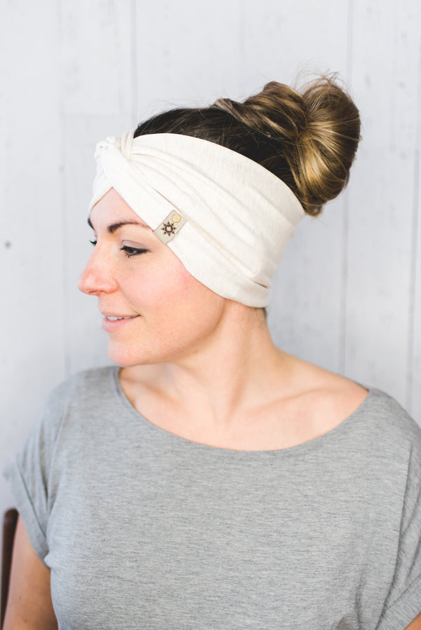 The Harriet Headwrap | Canadian Frost