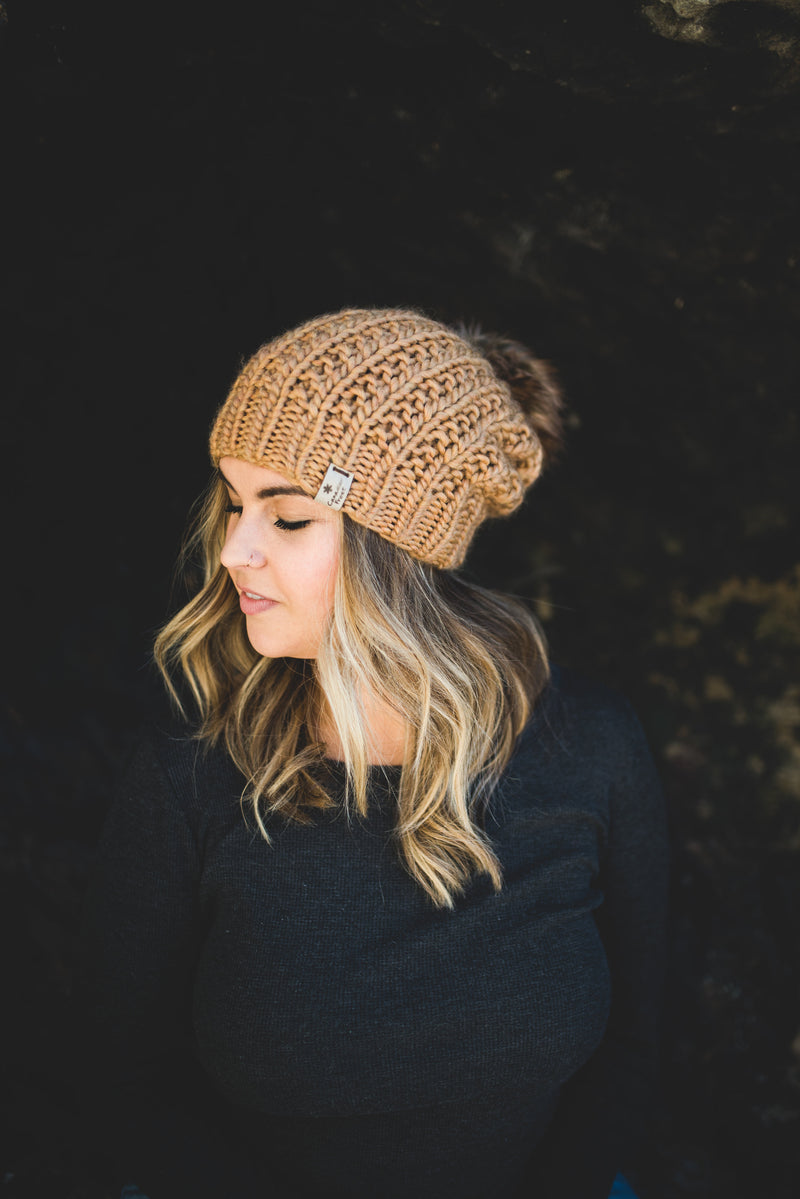 The Kalamalka Slouch Toque
